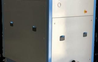 Pulsor evo pump exterior, transporte neumático, equipos y procesos