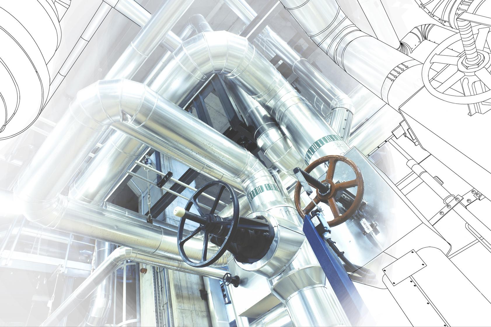 Diseño industrial Equipos y Procesos, transporte neumático