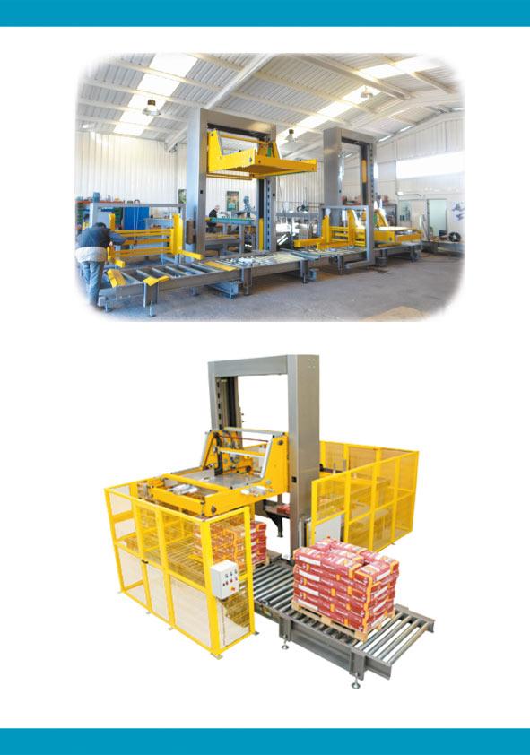 Fabricacion de maquinaria industrial